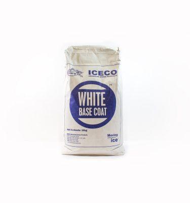 White Base Coat for ice painting