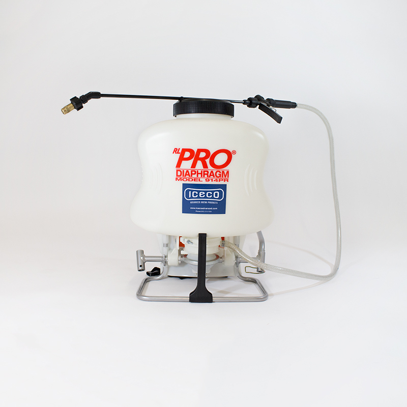 Backpack Sprayer | ICECO Advanced Arena Products